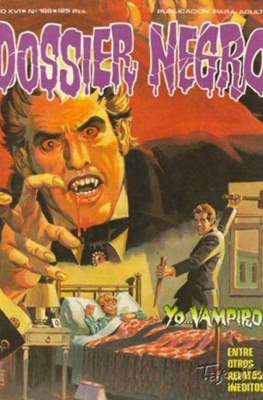 Dossier Negro (Rústica y grapa [1968 - 1988]) #188