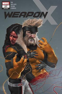 Weapon X Vol. 3 (2017-) (Comic-book) #27