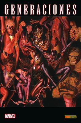 Generaciones. 100% Marvel HC