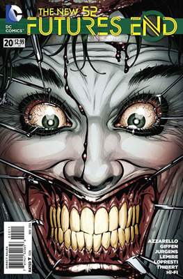 The New 52: Futures End (Comic-Book) #20