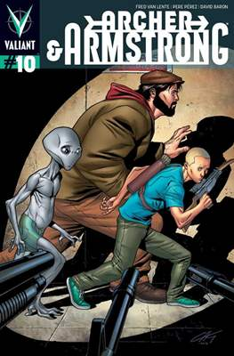 Archer & Armstrong (Comic Book) #10