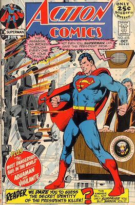 Action Comics Vol. 1 (1938-2011; 2016-) (Comic Book) #405