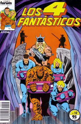 Los 4 Fantásticos Vol. 1 (1983-1994) (Grapa 36-32-24 pp) #12
