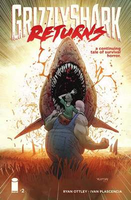 Grizzly Shark (Comic Book) #2