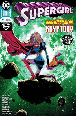 Supergirl Vol. 7 (2016-) (Comic-book) #25
