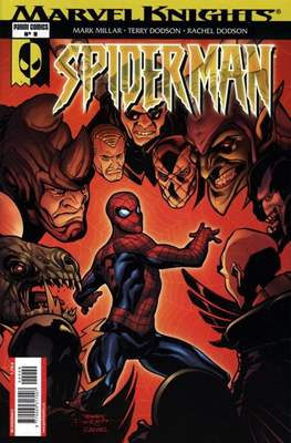 Marvel Knights Spider-Man (Grapa) #9