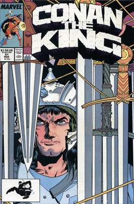 King Conan/Conan the King (1980-1989) (Grapa, 48 págs.) #51