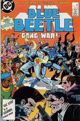 Blue Beetle Vol. 1 #7