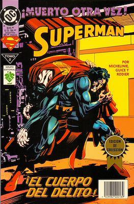 Superman: ¡Muerto otra vez! (Rústica) #2