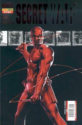 Secret War (2005-2006) (Grapa 32 pp) #5