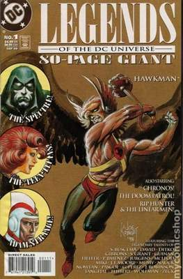 Legends of the DC Universe 80-Page Giant (Comic Book) #1