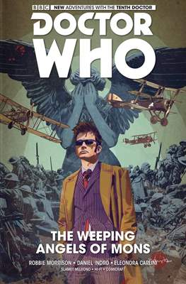 Doctor Who: The Tenth Doctor (Hardcover) #2
