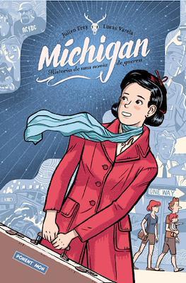 Míchigan. Historia de una novia de guerra (Cartoné 144 pp) #