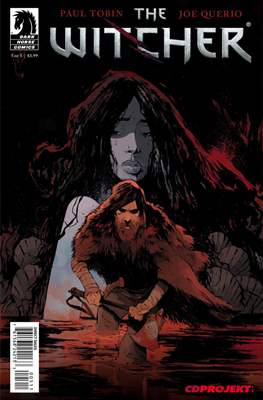 The Witcher (Comic-book) #5