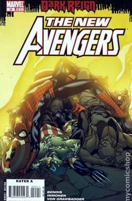 The New Avengers Vol. 1 (2005-2010) (Comic-Book) #55