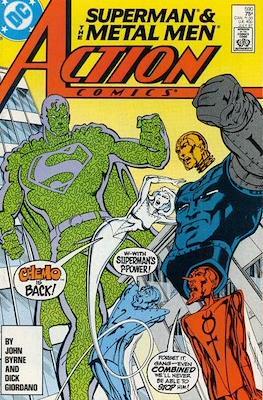 Action Comics Vol. 1 (1938-2011; 2016-) (Comic Book) #590