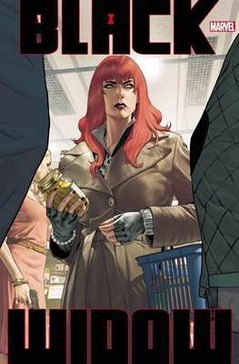 Black Widow (2020- Variant Cover) (Comic Book) #2.1