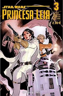Star Wars: Princesa Leia (2015) (Grapa 32 pp) #3