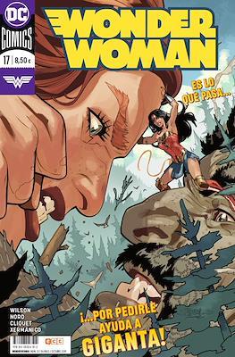 Wonder Woman. Nuevo Universo DC / Renacimiento #31/17
