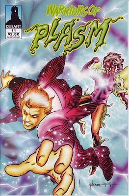 Warriors of Plasm #11