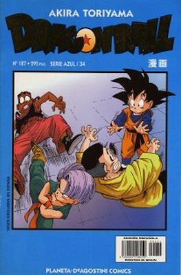 Dragon Ball - Serie Azul (Grapa) #187