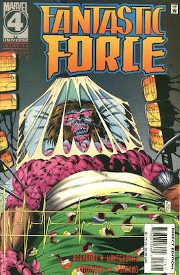 Fantastic Force Vol. 1 (1994-1996) (Saddle-stitched) #16