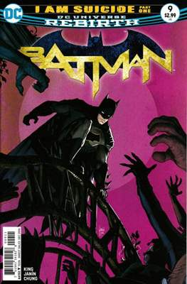 Batman Vol. 3 (2016-) (Comic-book) #9