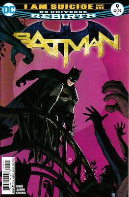 Batman Vol. 3 (2016-) #9