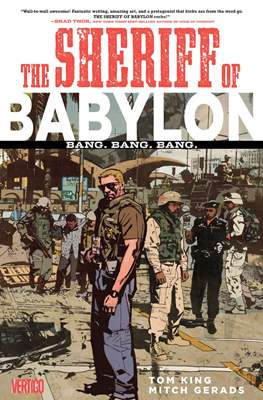 The Sheriff of Babylon (Paperback) #1