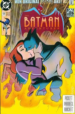 The Batman Adventures (Comic Book) #13