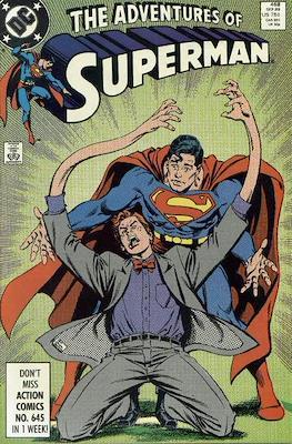 Superman Vol. 1 / Adventures of Superman Vol. 1 (1939-2011) (Comic Book) #458