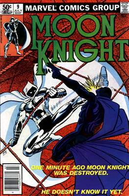 Moon Knight Vol. 1 (1980-1984) #9