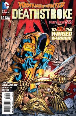 Deathstroke (2011-2013) (Comic Book) #14