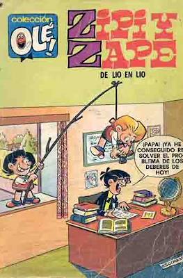 Colección Olé! (1ª Edición - Rústica, 64-80 páginas) #137