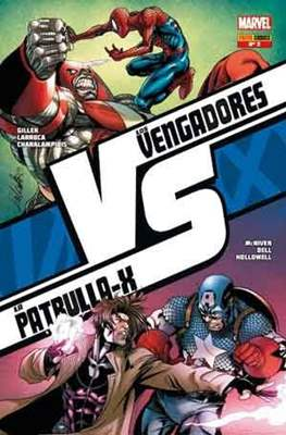 VVX: VS (2012-2013). Los Vengadores vs. La Patrulla-X (Grapa) #2