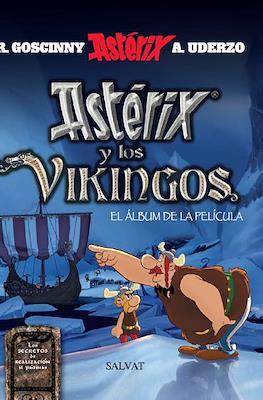 Asterix y los Vikingos - El álbum de la película