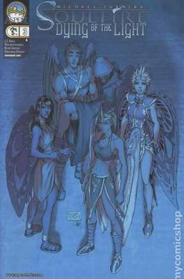 Soulfire: Dying of the Light (2005-2006) (Grapa) #3