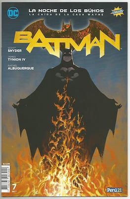 Batman: La noche de los buhos (Grapas) #7