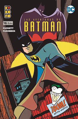 Las aventuras de Batman (Grapa 24 pp) #16
