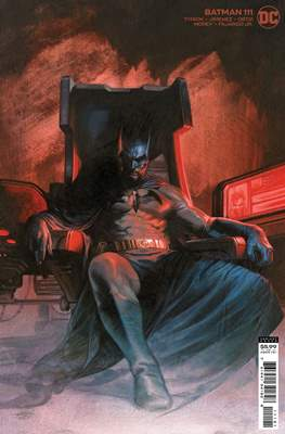 Batman Vol. 3 (2016- Variant Cover) #111