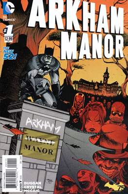 Arkham Manor (2014-2015)