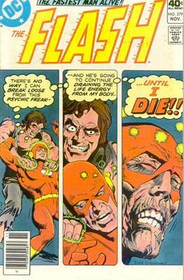 Flash Comics / The Flash (1940-1949, 1959-1985, 2020-) (Comic Book 32 pp) #279