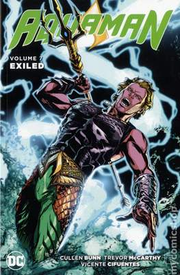 Aquaman (2011-2016) (Softcover) #7