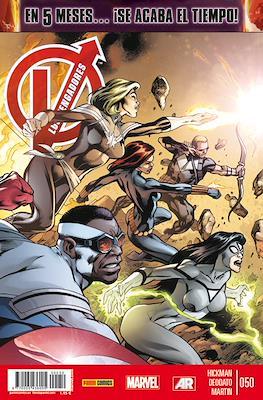 Los Vengadores Vol. 4 (2011-) (Grapa) #50
