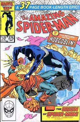 The Amazing Spider-Man Vol. 1 (1963-2007) (Comic-book) #275