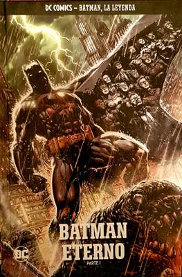 DC Comics - Batman, la leyenda. Especiales #1