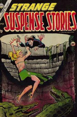 Strange Suspense Stories Vol. 1 (Saddle-stitched) #21