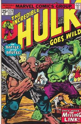 The Incredible Hulk Vol. 1 (1962-1999) (Comic Book) #179