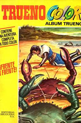 Trueno Color (Rústica, 64 páginas (1970)) #36