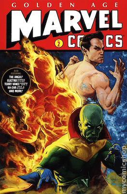Golden Age Marvel Comics Omnibus #2
